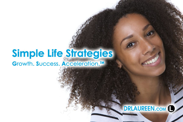 Growth. Success. Acceleration: Simple Life Strategies for High Achieving Career and Businesswomen